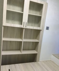 客人在睡房的訂造傢俬有: 睡房/ 睡房貯物櫃/ 書櫃 / 飾物櫃