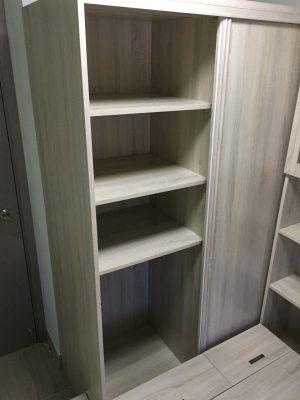 客人在睡房的訂造傢俬有: 睡房/ 床/ 地台床/ 榻榻米/ 油壓床/ 睡房貯物櫃/ 衣櫃