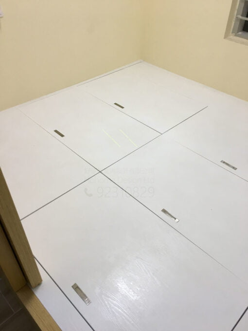 客人在睡房的訂造傢俬有: 睡房/ 床/ 地台床/ 榻榻米/ 油壓床/ 睡房貯物櫃