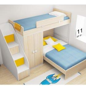 組合床/上下床/碌架床/L形床