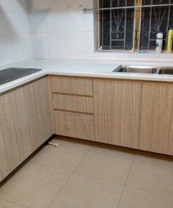 廚櫃/ L形廚櫃