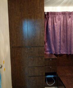 客人在睡房的訂造傢俬有: 睡房/ 床/ 地台床/ 榻榻米/ 油壓床/ 睡房貯物櫃/ 床頭櫃/ 衣櫃