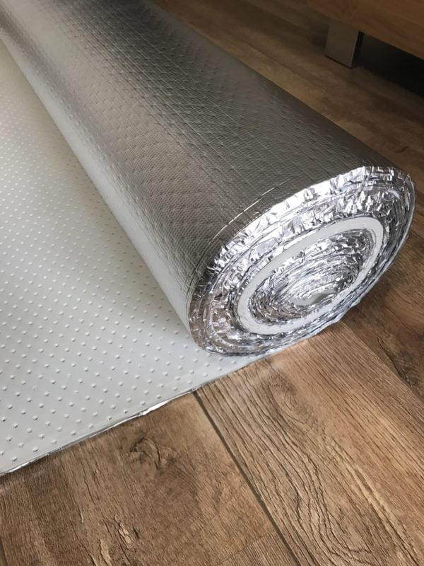 地台床的防潮膜