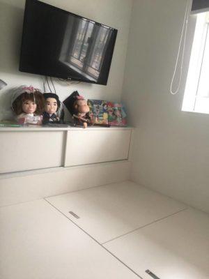 客人在睡房的訂造傢俬有: 睡房/ 床/ 地台床/ 榻榻米/ 油壓床/ 睡房貯物櫃/ 床尾櫃