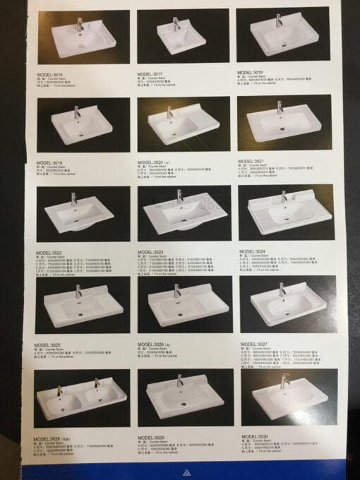 浴室洗手盤