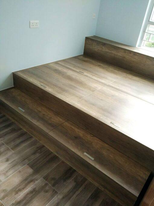 客人在睡房的訂造傢俬有: 睡房/ 床/ 地台床/ 榻榻米/ 油壓床/ 睡房貯物櫃/ 床側櫃
