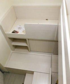 客人在睡房的訂造傢俬有: 睡房/ 床/ 地台床/ 榻榻米/ 油壓床/ 組合床/上下床/碌架床/L形床/雙層床/ 3人床/ 2尺半上下床/ 3尺上下床