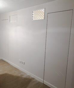 隱形門/ 間房牆