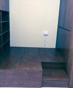 客人在睡房的訂造傢俬有: 雙面櫃/ 客廳/ 間房櫃/ 客廳貯物櫃/ C字櫃/ 客廳榻榻米/ 客廳儲物地台/ 鞋櫃/ 睡房貯物櫃/ 衣櫃