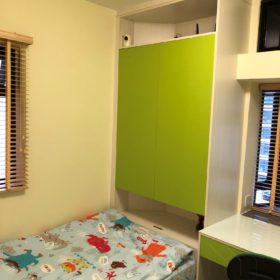 客人在睡房的訂造傢俬有: 睡房/ 床/ 地台床/ 榻榻米/ 油壓床/ 睡房貯物櫃/ 床頭櫃
