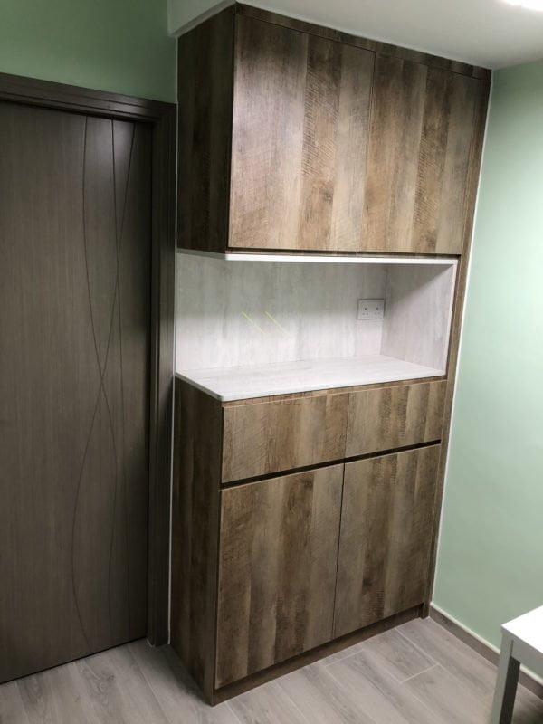 客人在客廳的訂造傢俬有: 客廳/ 客廳貯物櫃/ 客廳儲物櫃