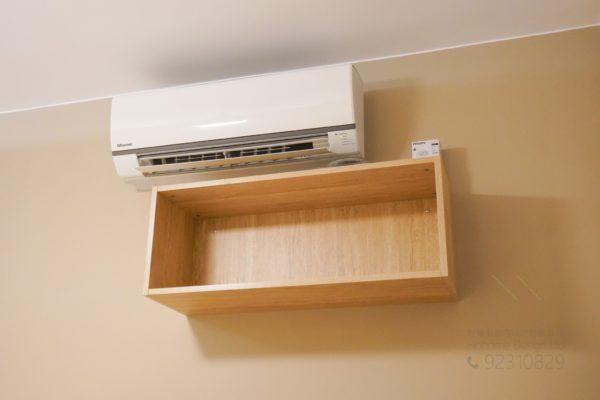 客人在睡房的訂造傢俬有: 睡房/ 睡房貯物櫃/ 吊櫃