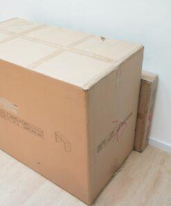 這是我們伸縮枱在送貨時的外包裝形式
