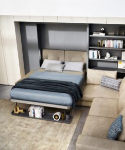變形梳化床