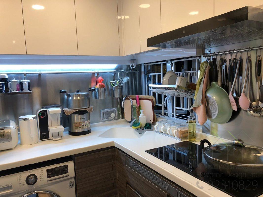 廚房翻新2