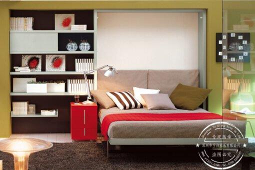 變形沙發床-2
