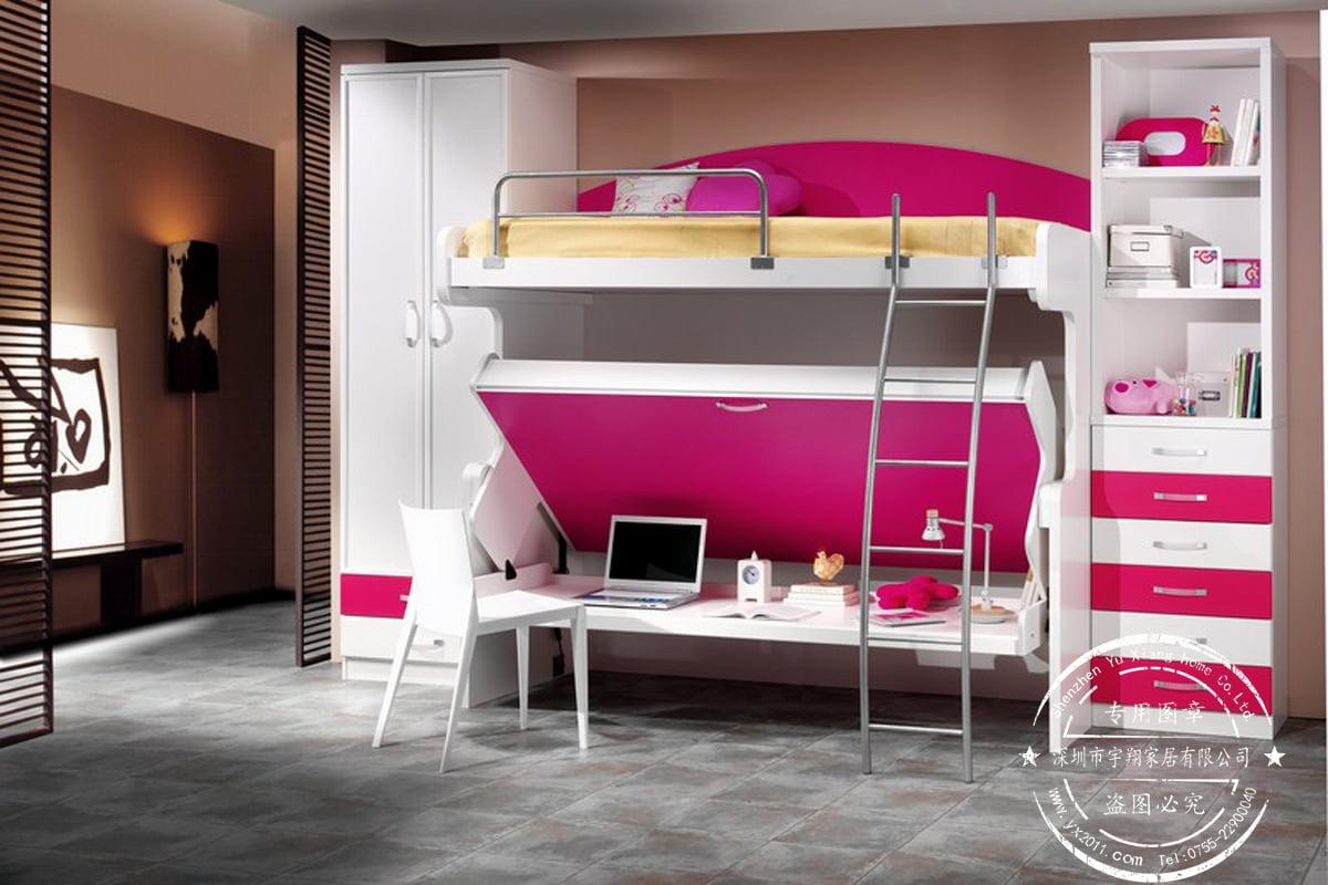 變形雙層床-03