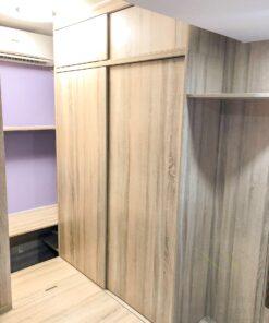 衣櫃及地台
