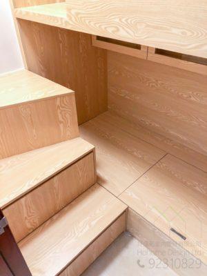 碌架床樓梯櫃