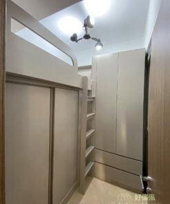 上床下衣櫃