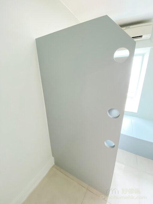 兒童房的上下床, 碌架床連樓梯櫃