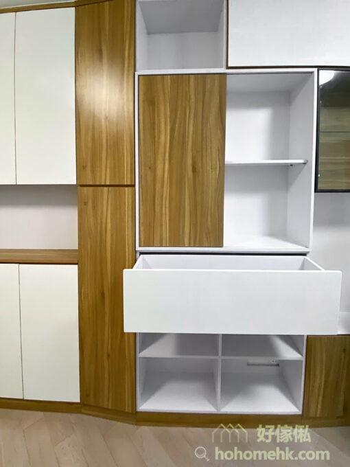 C字櫃連電視櫃, 玄關櫃, 鞋櫃, 展示櫃