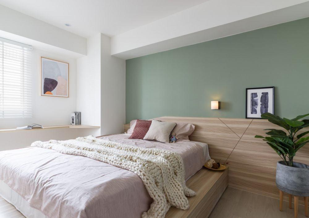 特色床頭板設計