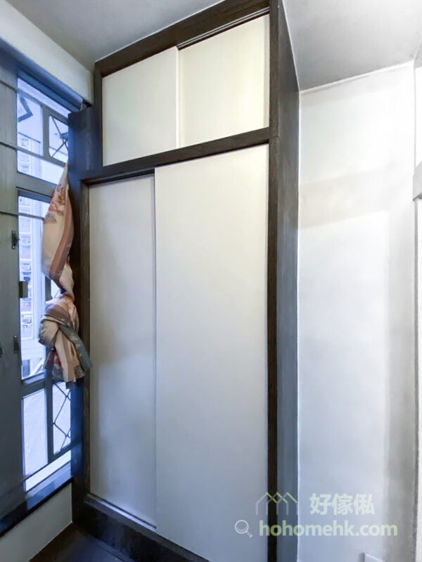 客廳間房, 睡房連衣櫃, 書枱, 電視櫃