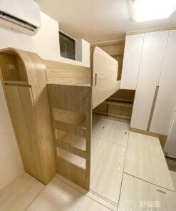 睡床設計不可馬虎,一定要夠舒適和有足夠的空間,才會睡得好
