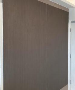 木裝飾牆/牆面飾板/特色牆, 可防止玄關牆壁被弄污或刮花