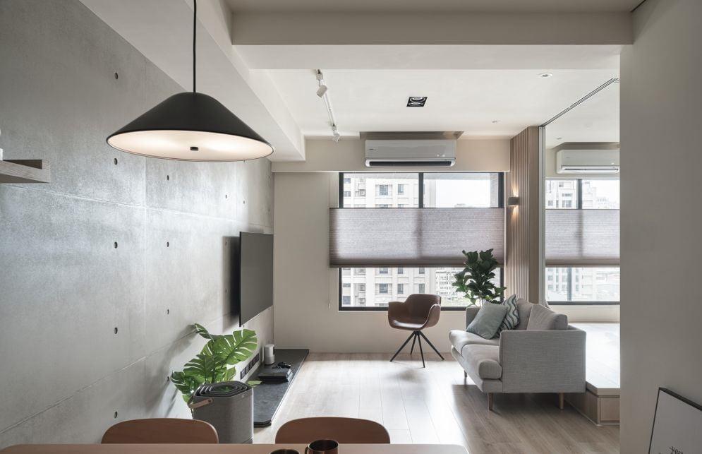日式風格的家居