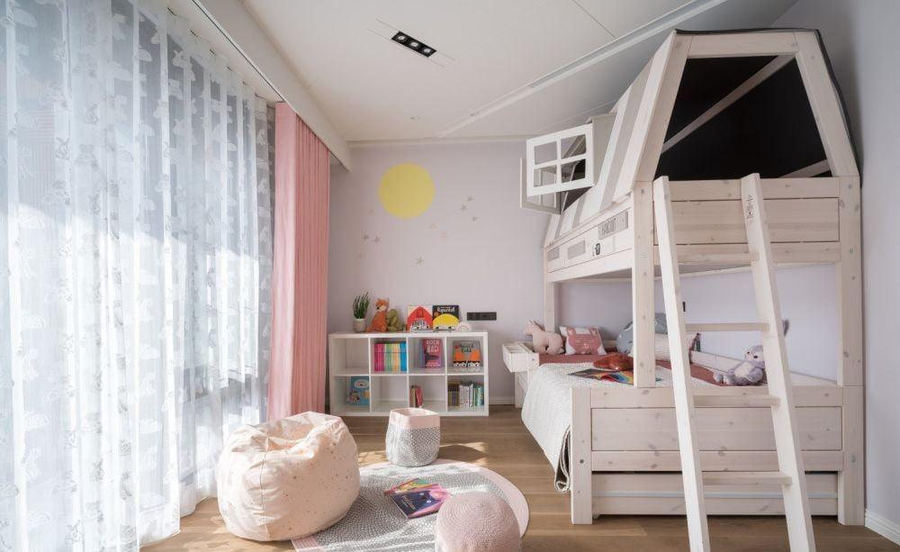 將睡房佈置成喜歡的風格,睡眠質素也會提高
