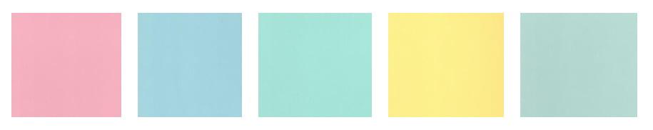 現在的實木夾板有非常多的色彩選擇,如兒童房常用的粉色系及很有設計感的布紋及石紋紋理
