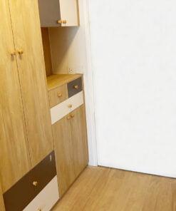 間房櫃的六大功能:隱形間房、玄關櫃、鞋櫃、飾品櫃、櫥櫃、茶水櫃