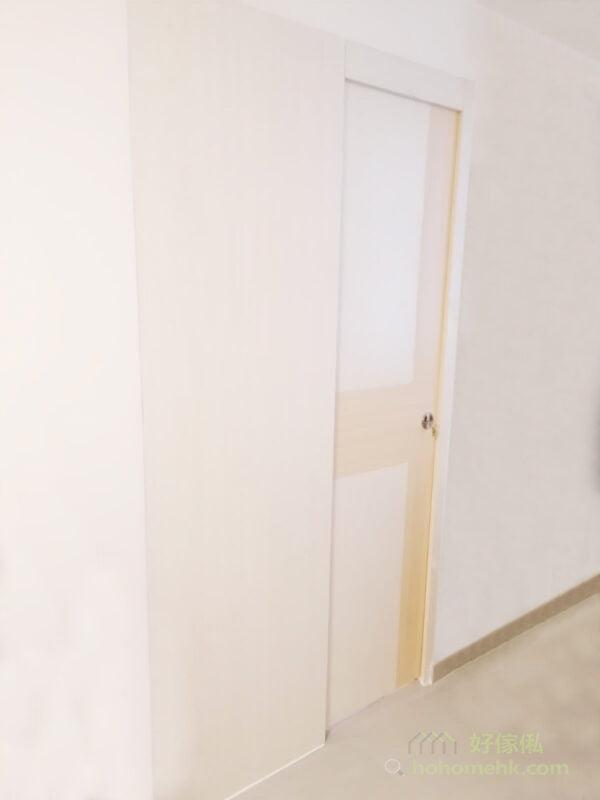 吊趟門沒有地面路軌,不怕被軌道絆倒,連老人家和小朋友都可以安全使用