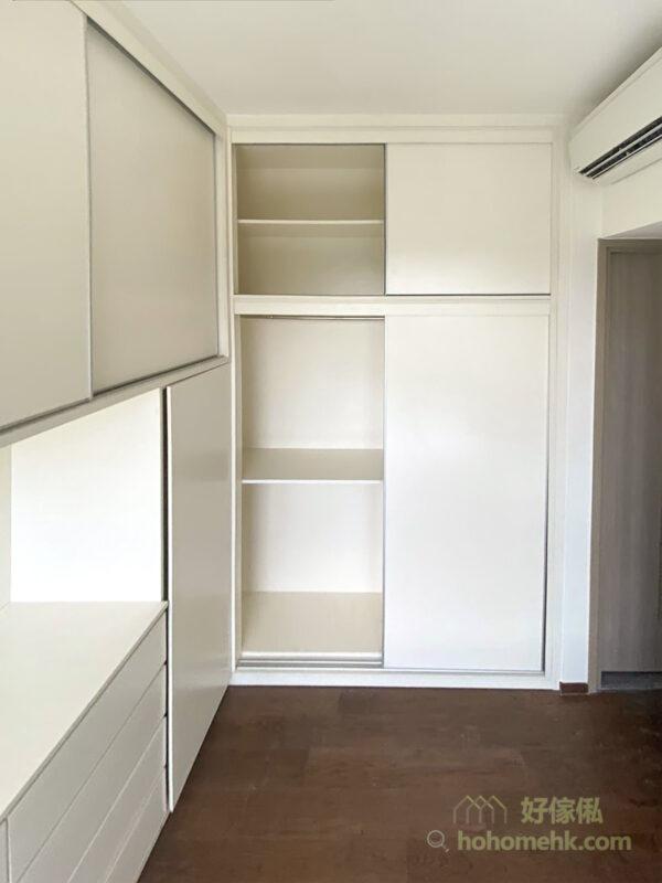 近年非常流行的北歐風、日式無印風與現代風,藉由空間裡的大量留白,突顯簡約風格,同時給予屋主穩定感與放鬆氛圍,呈現愜意舒適的空間氣息